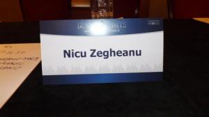 Business Days-eveniment, experienta
